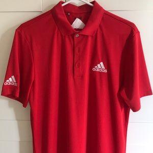 Adidas golf polo tour version